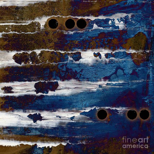 Acrilic Painting - Samhain IIl. Winter Approaching by Paul Davenport