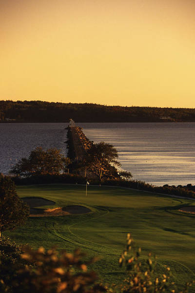 6 Photograph - Samoset Resort Golf Club by Stephen Szurlej