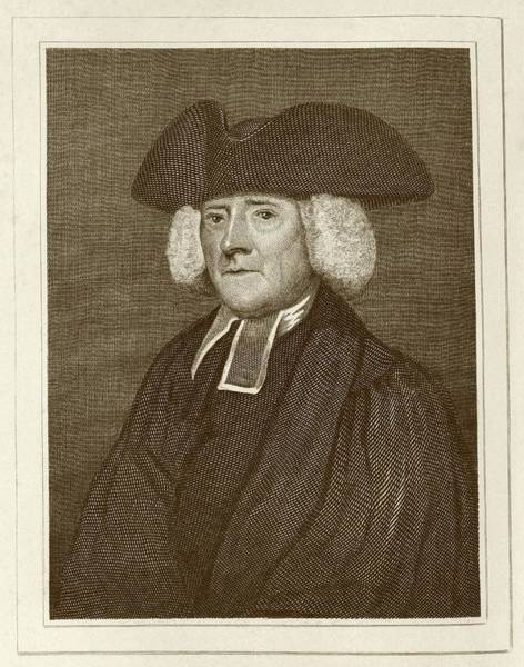 In Law Photograph - Samuel Pegge by Middle Temple Library