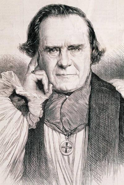 Public Speaker Photograph - Samuel Wilberforce by George Bernard/science Photo Library