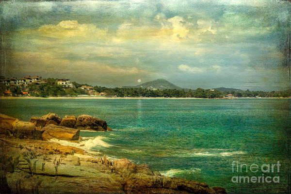 Koh Samui Photograph - Samui Island by Adrian Evans
