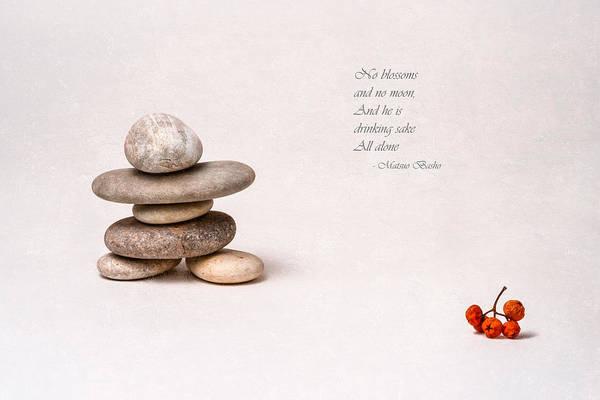 Japanese Poetry Wall Art - Photograph - Samurai 02 by Alexander Senin
