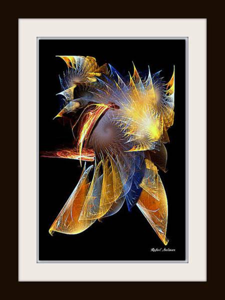 Painting - Samurai by Rafael Salazar