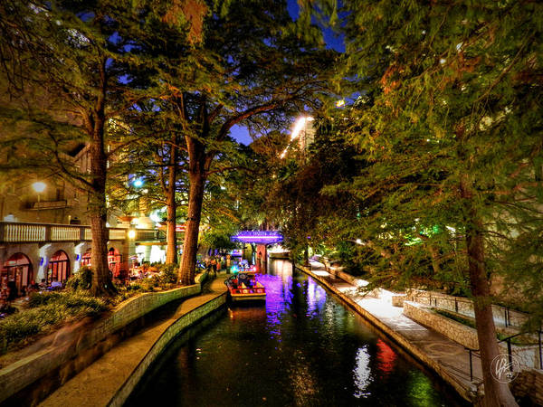 Photograph - San Antonio Hdr 001 by Lance Vaughn