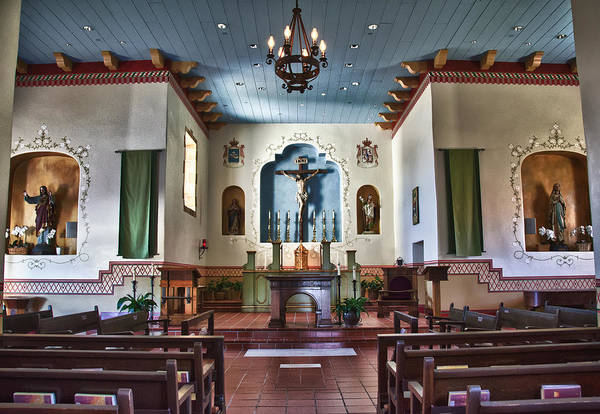 Photograph - San Carlos Cathedral 5 by Ron White