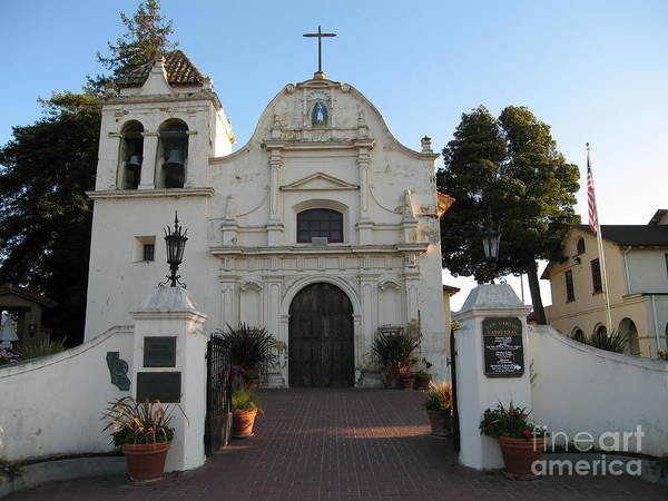 Photograph - San Carlos Cathedral by James B Toy