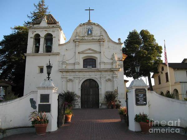 San Carlos Cathedral Art Print