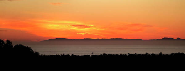 Clemente Photograph - San Clemente Sunset by Mccaig