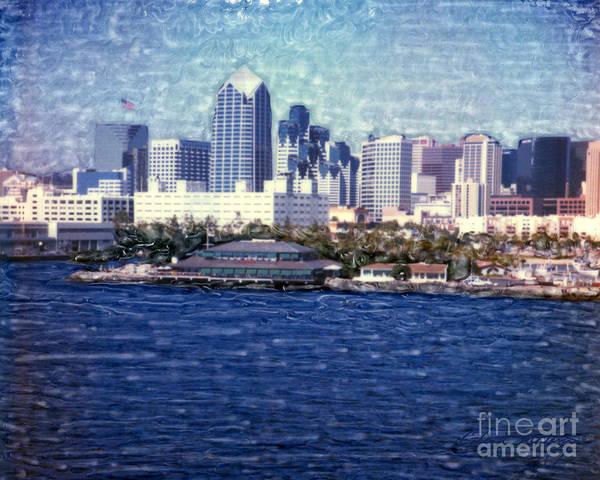 Photograph - San Diego Bay Fish Market by Glenn McNary