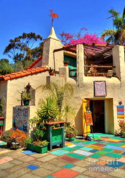 Photograph - San Diego Colors by Mel Steinhauer