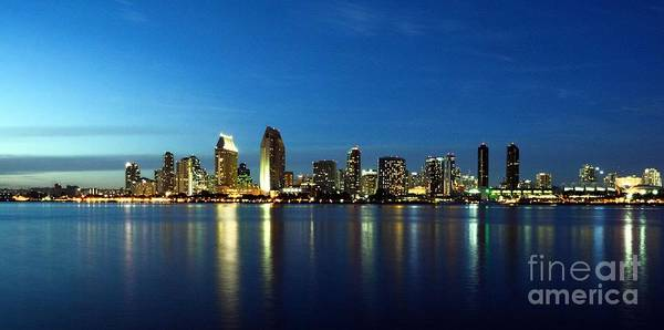 Photograph - San Diego Reflections by Mel Steinhauer