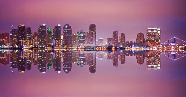 Photograph - San Diego by Rima Biswas