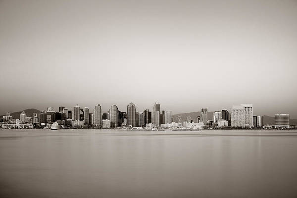 Photograph - San Diego by Songquan Deng