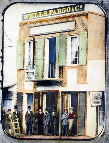 Photograph - San Francisco, 1852 by Granger