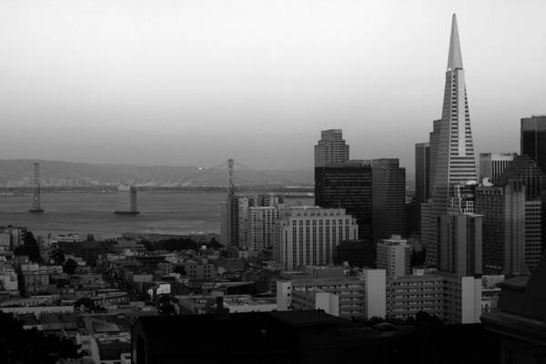 Photograph - San Francisco by Aidan Moran