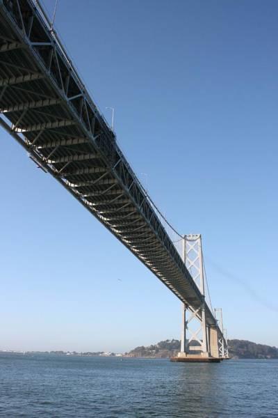 Photograph - San Francisco Bay Bridge by Cynthia Marcopulos
