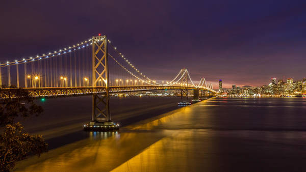 Photograph - San Francisco Bay Bridge by Pierre Leclerc Photography