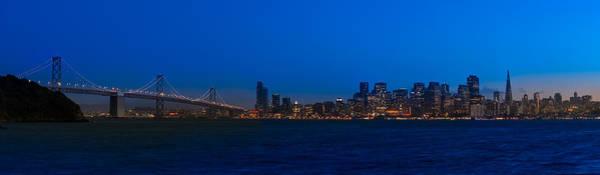 Wall Art - Photograph - San Francisco Bay by Steve Gadomski