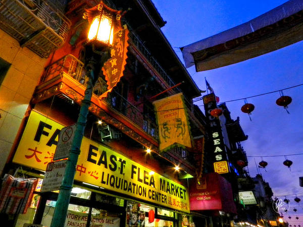 Photograph - San Francisco - Chinatown 009 by Lance Vaughn