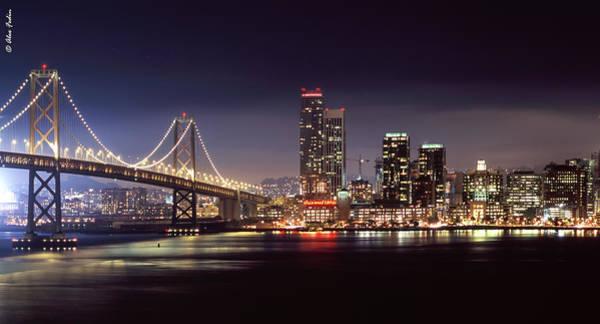 Photograph - San Francisco City Line by Alexander Fedin