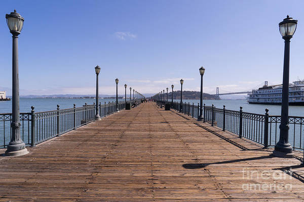 Photograph - San Francisco Embarcadero Pier 7 Dsc1583 by Wingsdomain Art and Photography