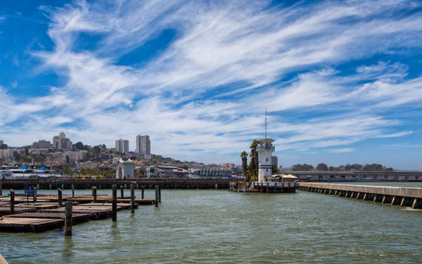 Photograph - San Francisco Harbor by John M Bailey