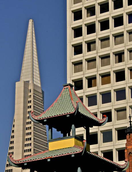 Photograph - San Francisco Landmark by Steven Lapkin