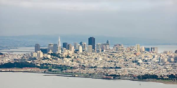 Photograph - San Francisco Panorama by Gene Norris