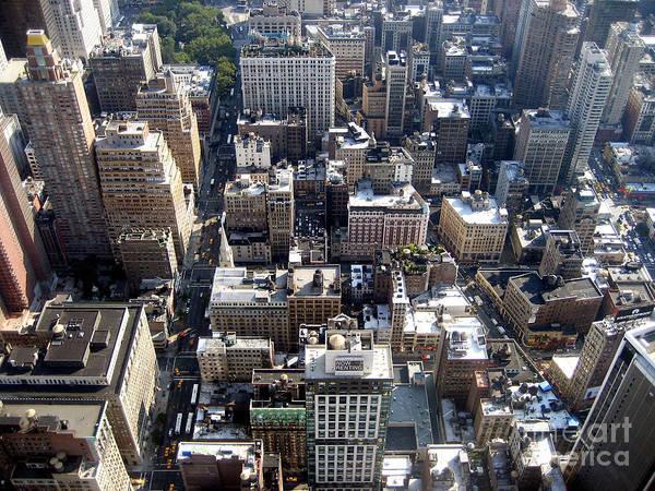 Photograph - New York Skyline 2 by Doc Braham