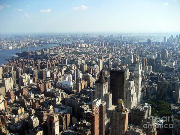 Photograph - New York City Skyline by Doc Braham
