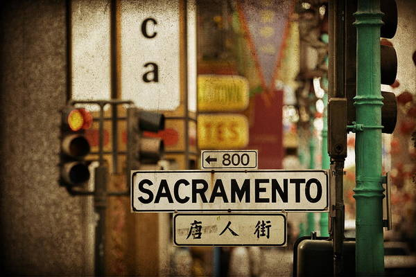 Photograph - San Francisco Street View by Songquan Deng