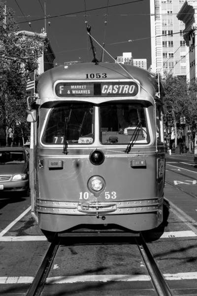Photograph - San Francisco Tram by Alexander Fedin