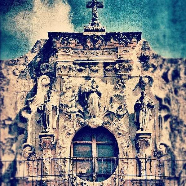 Religious Wall Art - Photograph - San Jose Mission by Jill Battaglia