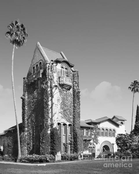 Photograph - San Jose State University Tower Hall by University Icons