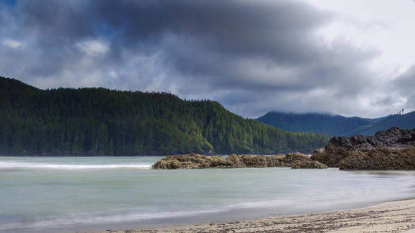 Photograph - San Josef Bay Second Beach by Carrie Cole