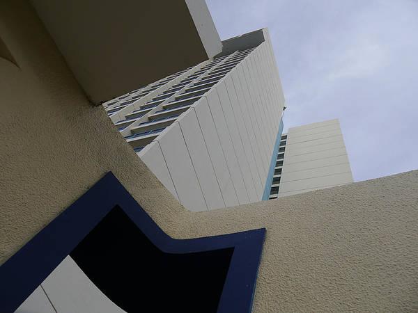 Photograph - San Juan - Hilton Caribe II by Richard Reeve