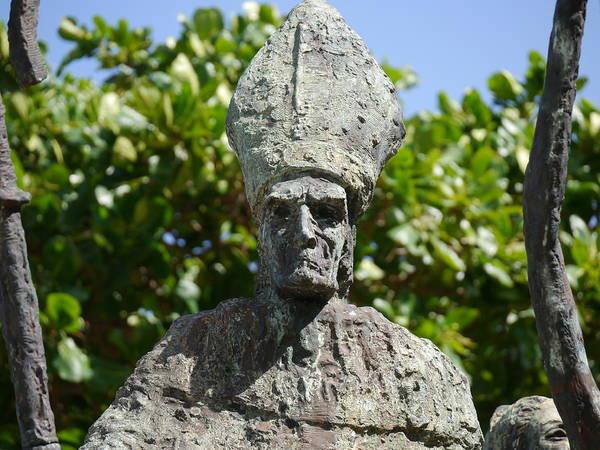 Photograph - San Juan - La Rogativa Bishop II by Richard Reeve