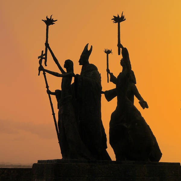 Photograph - San Juan - La Rogativa Sunset by Richard Reeve