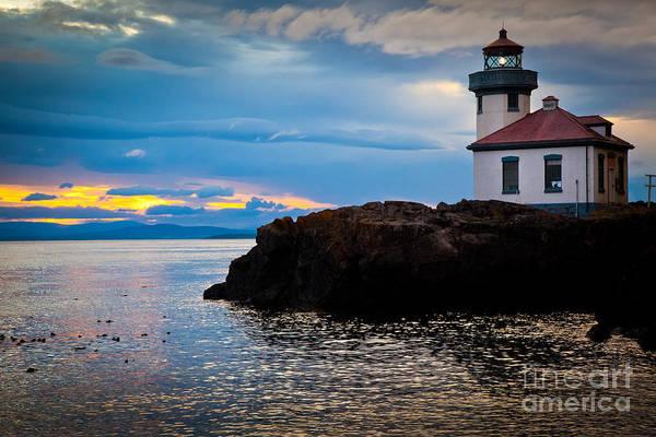 North Coast Harbor Photograph - San Juan Dreaming by Inge Johnsson