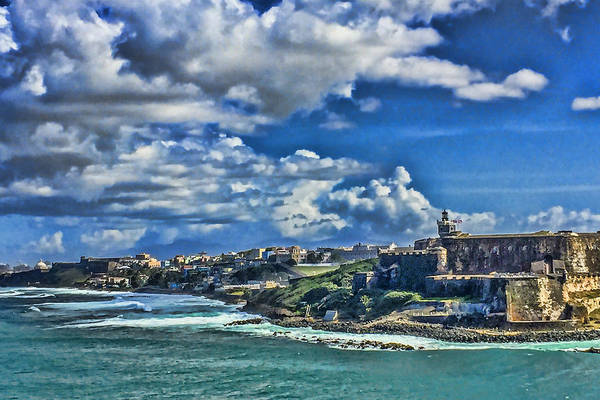 Wall Art - Photograph - San Juan by Kathy Jennings