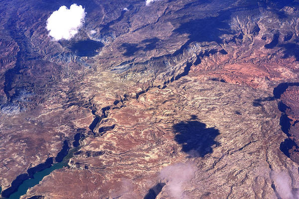 Photograph - San Juan River And Glen Canyon National Recreation Area - Southeastern Utah by Photography  By Sai