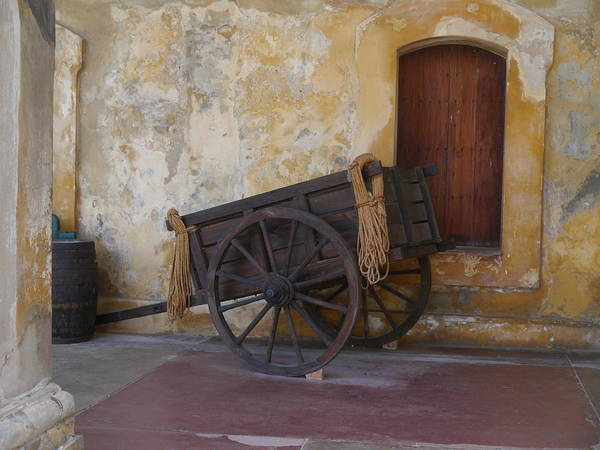 Photograph - San Juan - San Cristobal Wagon by Richard Reeve