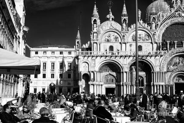 Wall Art - Photograph - San Marco Day by John Rizzuto