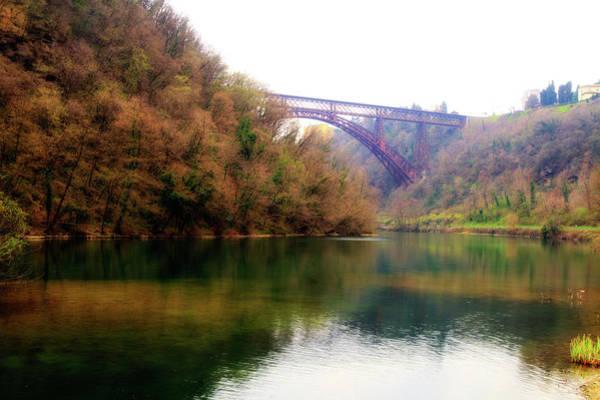 Photograph - San Michele Bridge N.1 by Roberto Pagani