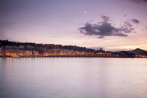 San Sebastian Photograph - San Sebastian Coast by Marcaux