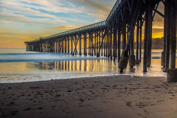 Photograph - San Simeon Afternoon by Tim Bryan
