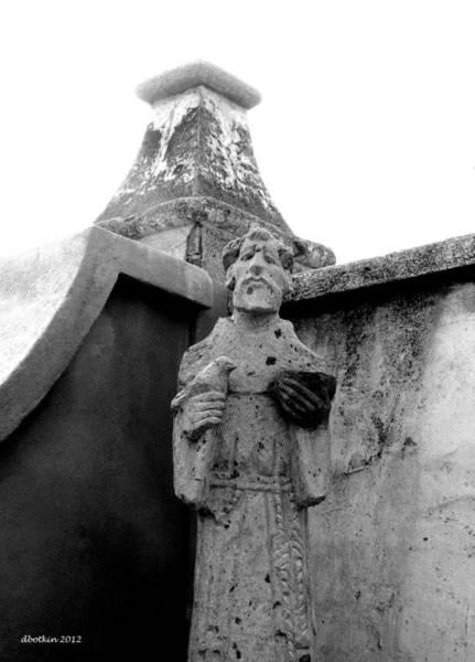 Misson Photograph - San Xavier Detail 1 by Dick Botkin