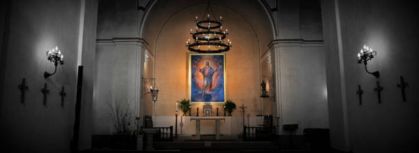 Spanish Mission Photograph - Sanctuary 4 -- Mission Concepcion by Stephen Stookey