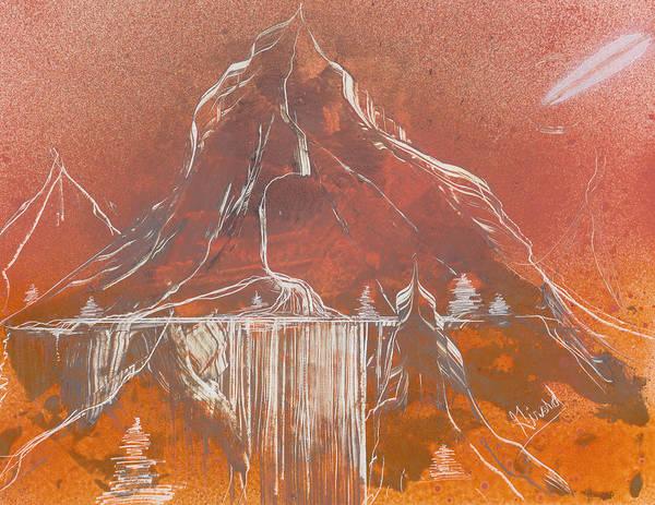 Painting - Sanctuary by Jason Girard