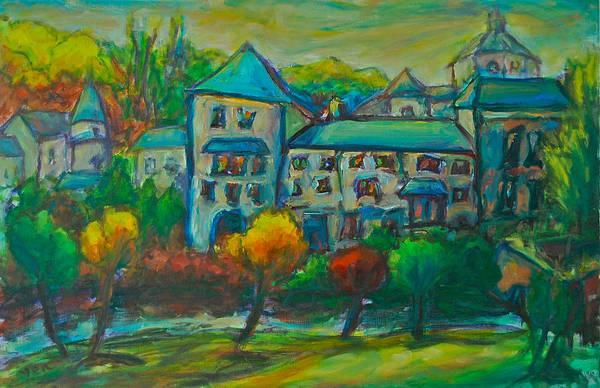 Painting - Sanctuary by Yen